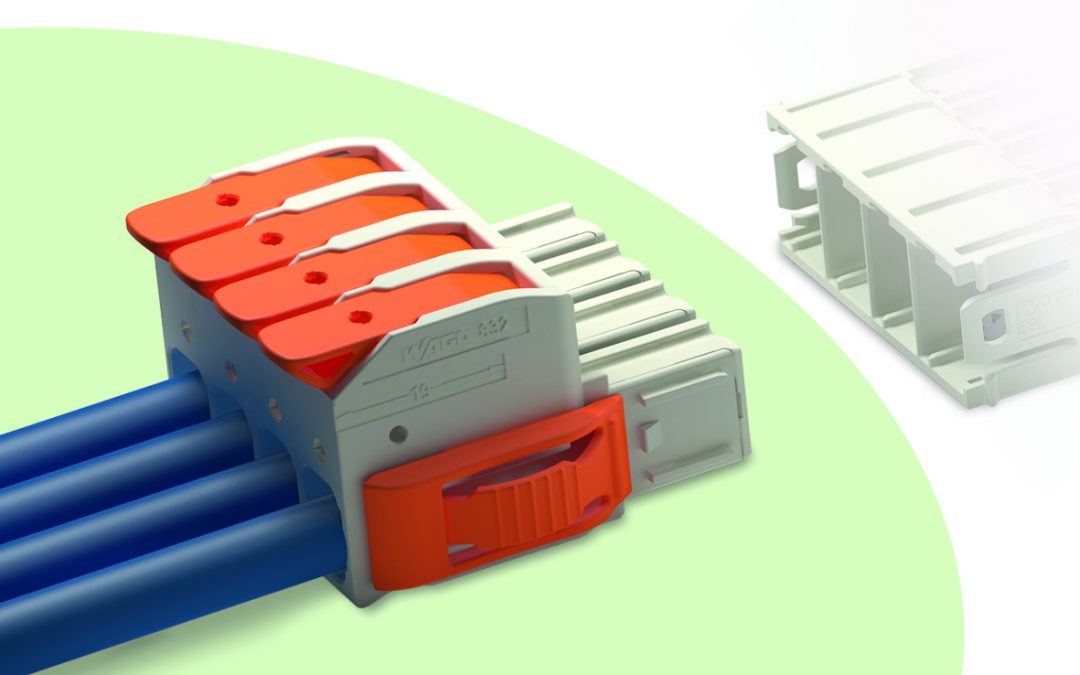 Leiterplatten-Steckverbinder zum Verdrahten ohne Werkzeug