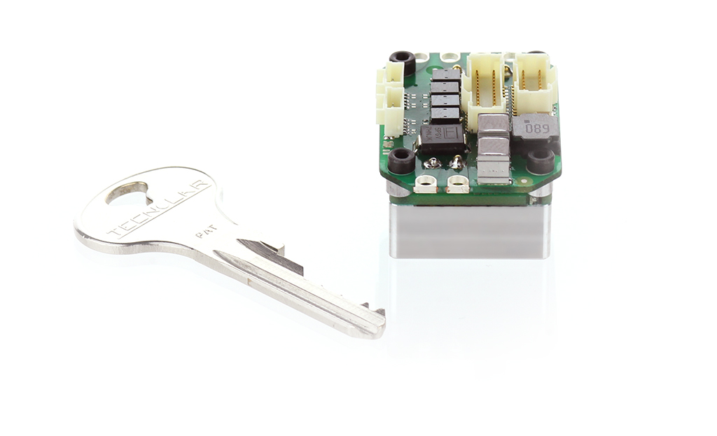 Miniaturservoregler für Robotik