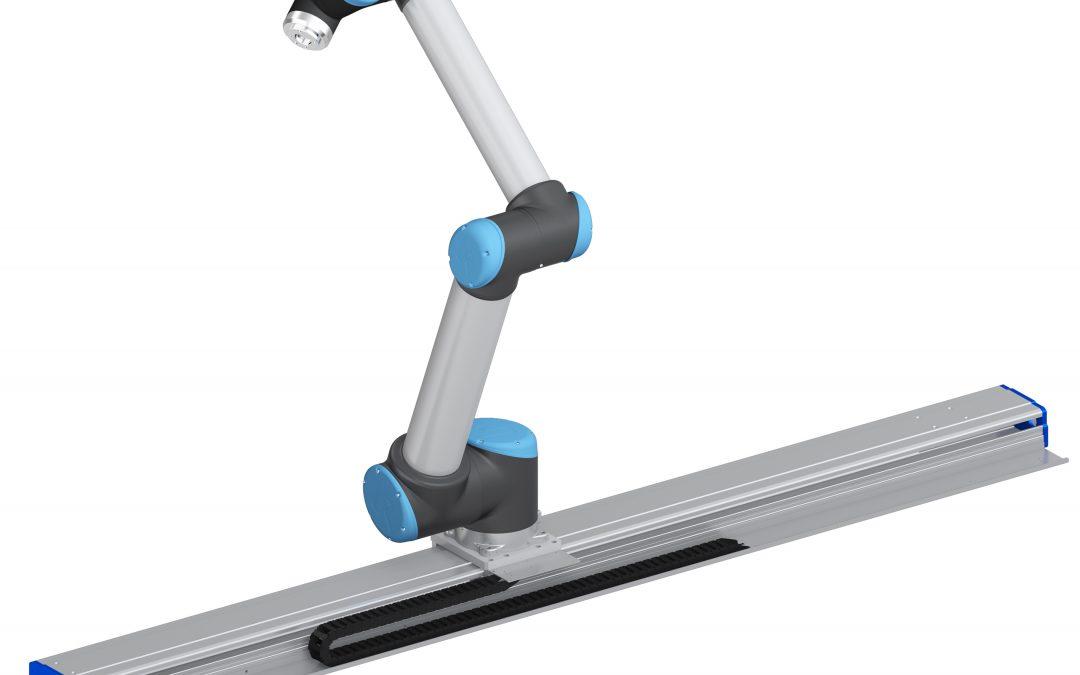 Lift- und Slide-Kits für UR-Cobots
