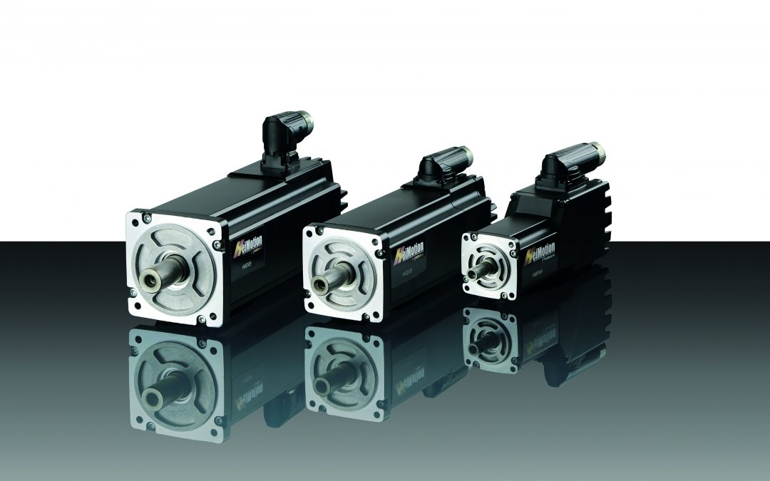 Integrierte Antriebe für AGVs, Roboter- und Cobothersteller