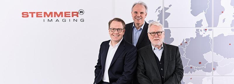 Stemmer Imaging: Neuer Vorstand