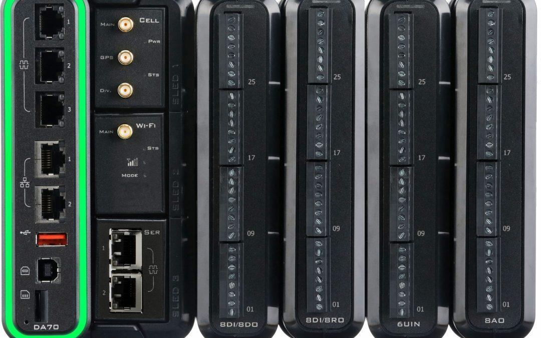 Erweiterte Netzwerk- und Sicherheitsfunktionen