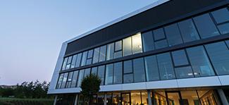 Contrinex Hauptsitz in neuem Gebäude