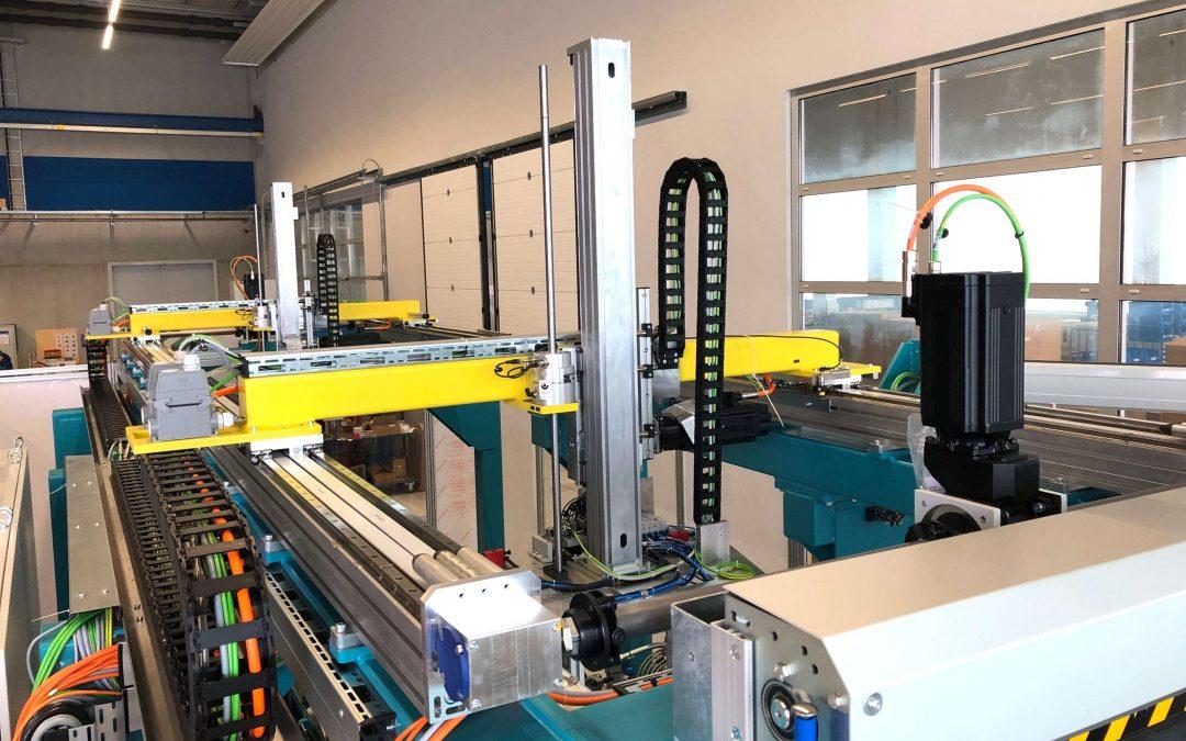 Anlagenmodule für automatisierte Hausgerätemontage