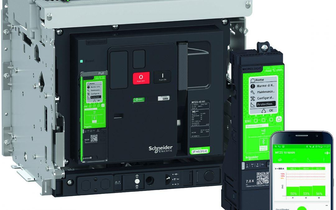 Maßgeschneiderter Leistungsschalter für Energieverteilungen