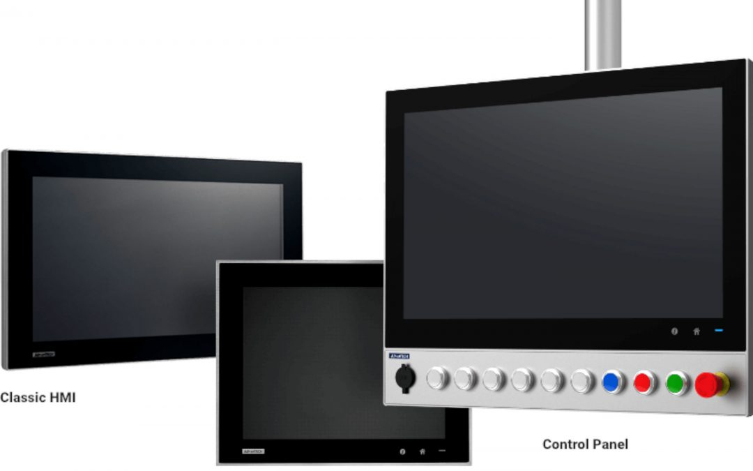 Flexibel einsetzbare Panel-PCs für 