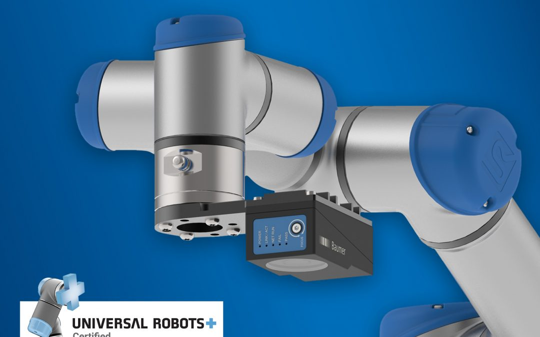 Automatischer Koordinatenabgleich Roboter & Vision-Sensor