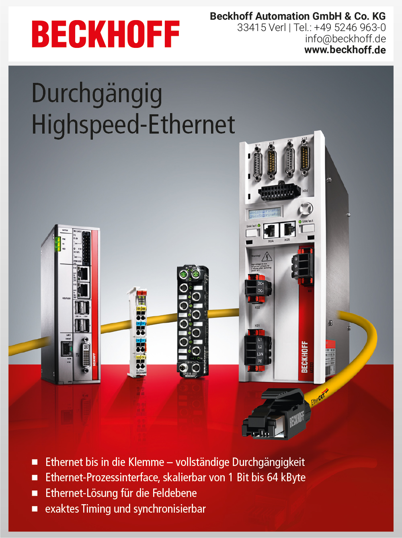 Produktübersicht – Beckhoff Automation GmbH & Co. KG