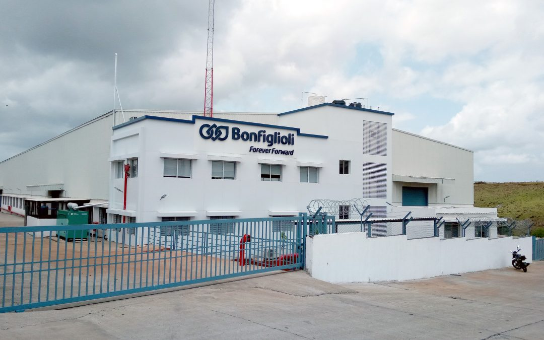 Bonfiglioli eröffnet neues Montagewerk in Indien