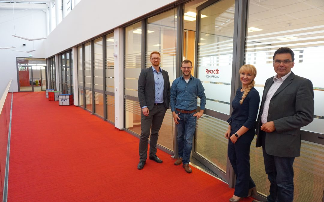 Bosch Rexroth baut Lemgoer Standort im CIIT aus