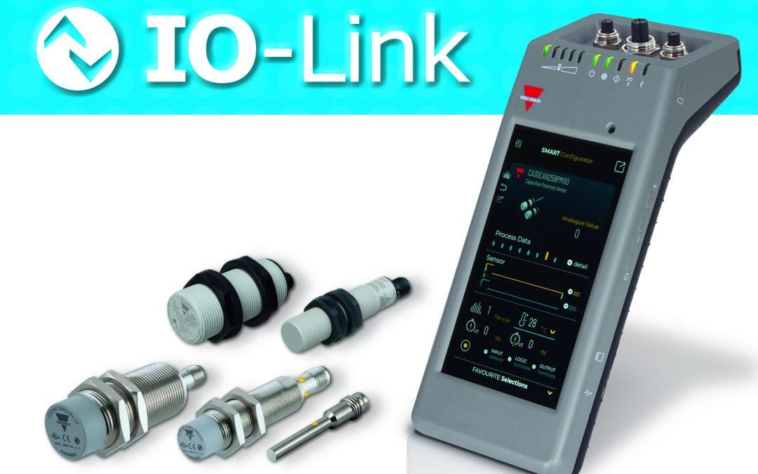 Handheld für die Parametrierung smarter Sensoren
