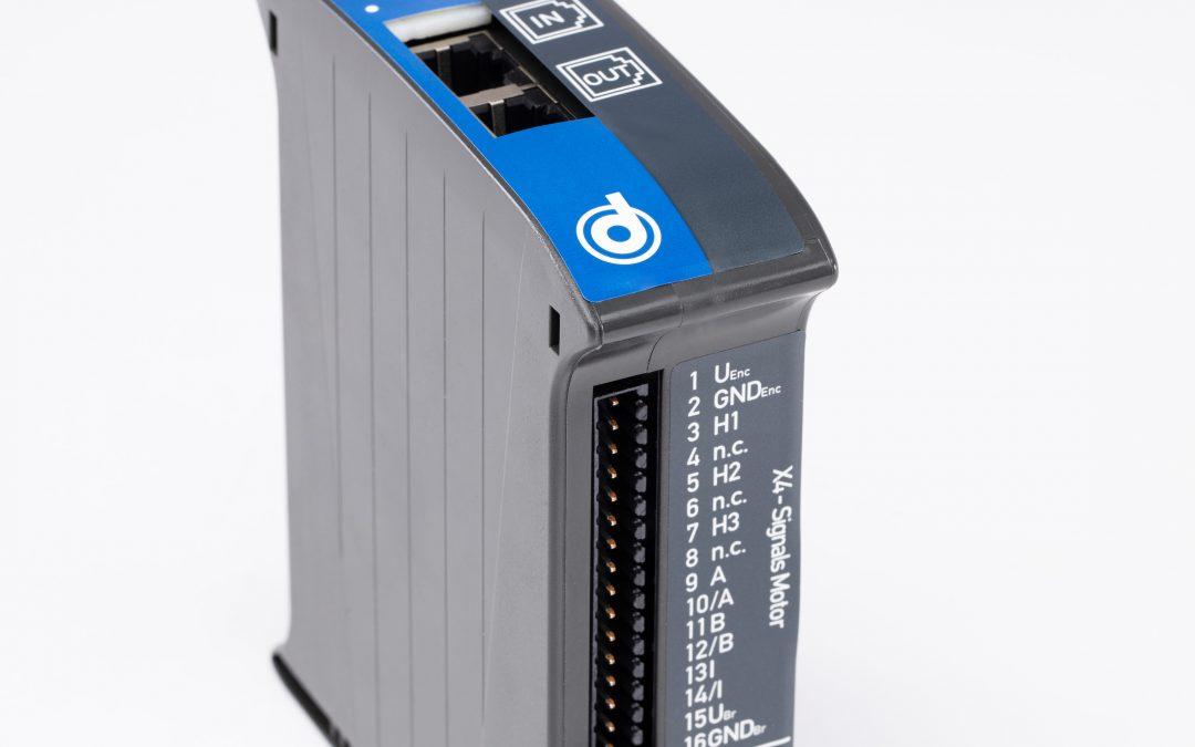externe Regelelektronik für neue MotionControl-Plattform
