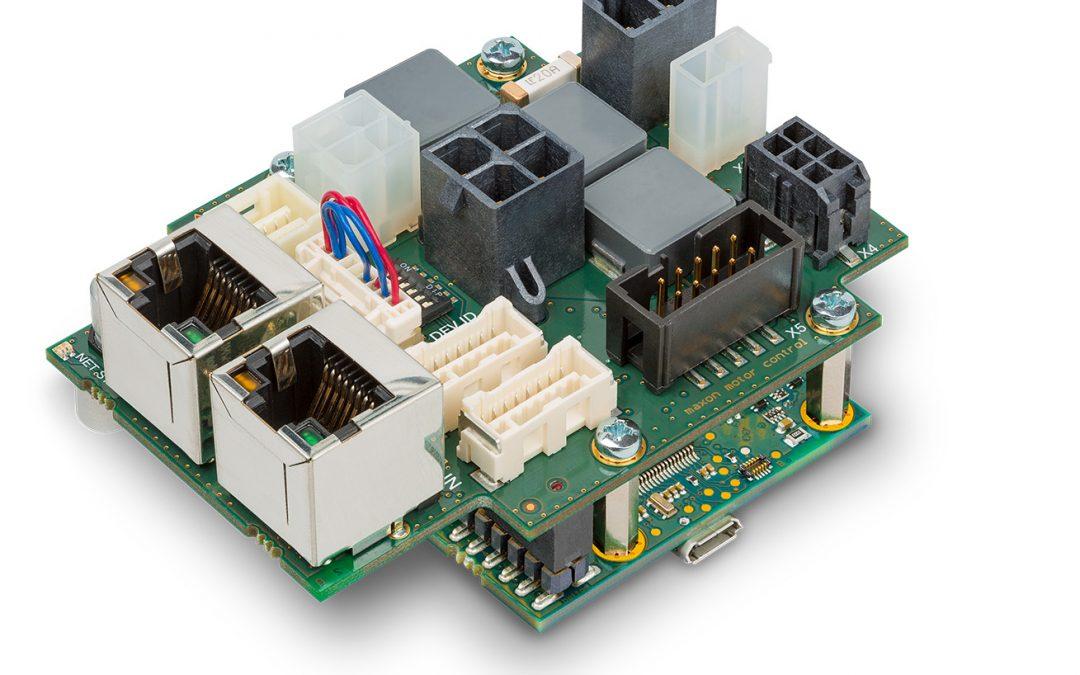 Kompakter Motion Controller für Ethercat