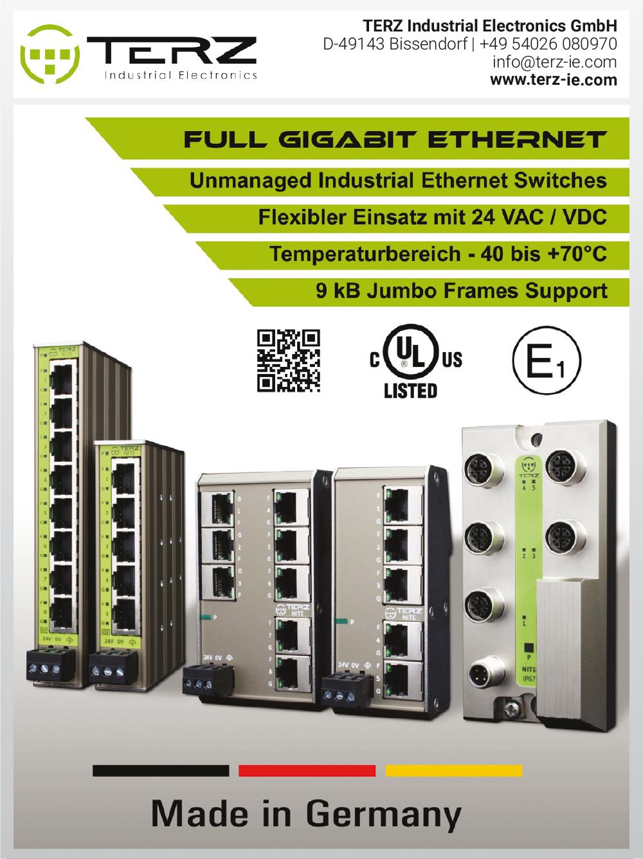 Produktübersicht – TERZ Industrial Electronics GmbH