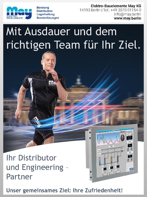 Produktübersicht – Elektro-Bauelemente May KG