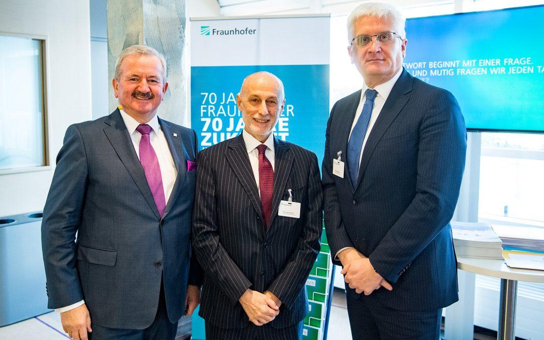 Fonds für Technologietransfer in Deutschland gegründet