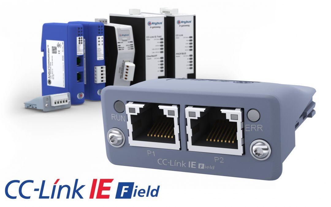 Embedded-Kommunikations-Schnittstelle für CC-Link IE Field