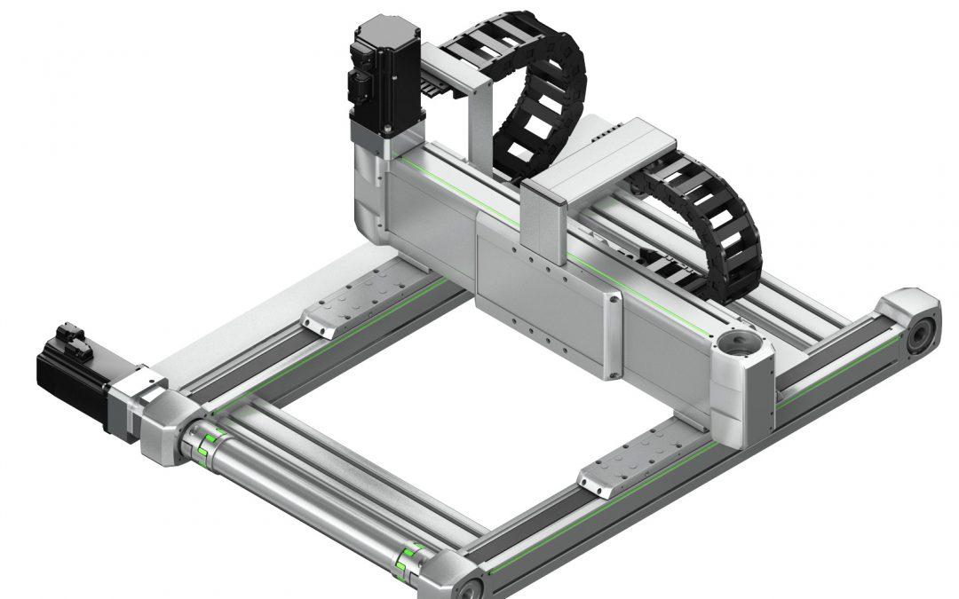 Flexibles Achssystem