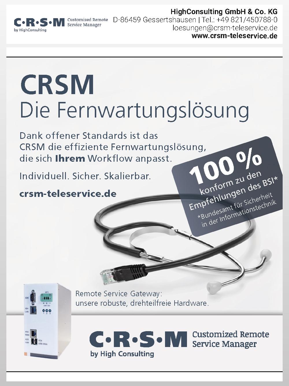 Produktübersicht – HighConsulting GmbH & Co. KG