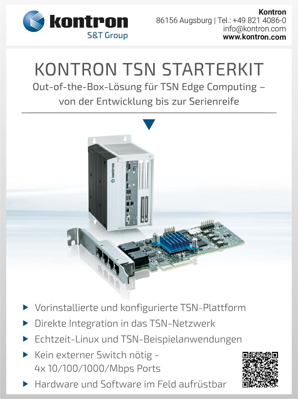 Produktübersicht – Kontron S&T AG