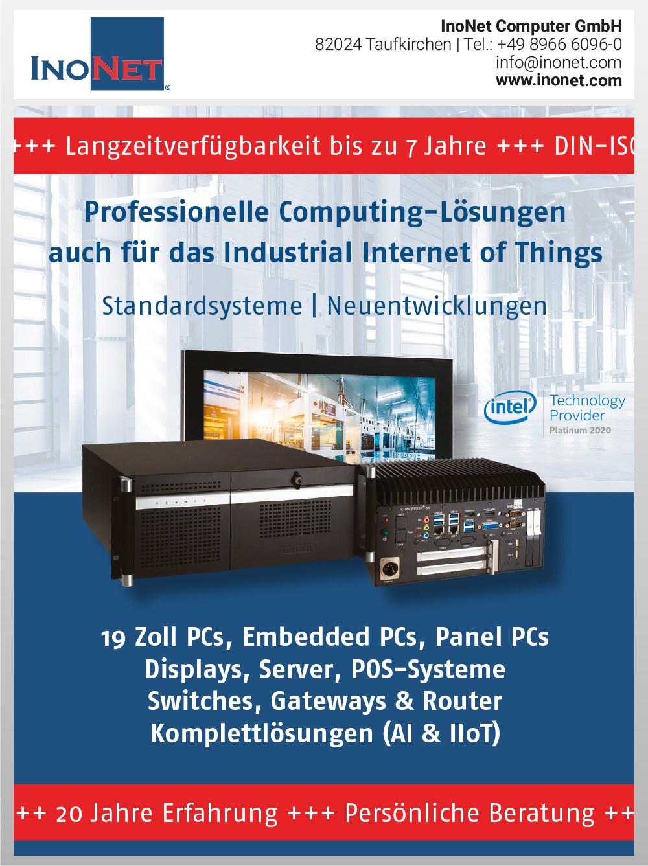 Produktübersicht – InoNet Computer GmbH