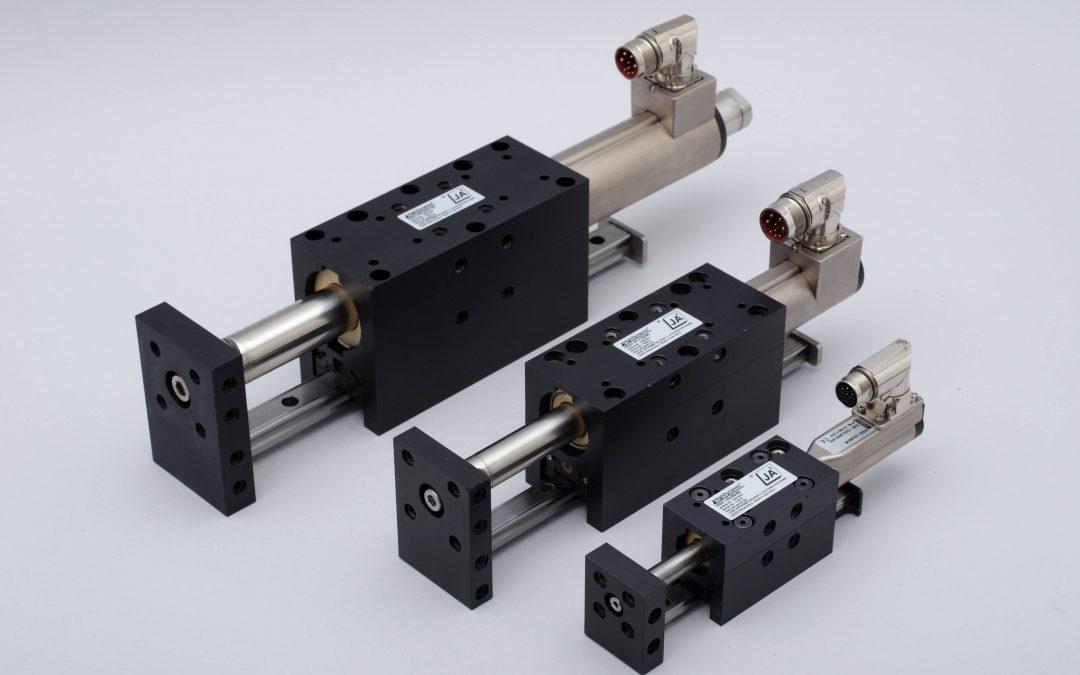 Linearmotor-Module für hochdynamischen Langzeiteinsatz