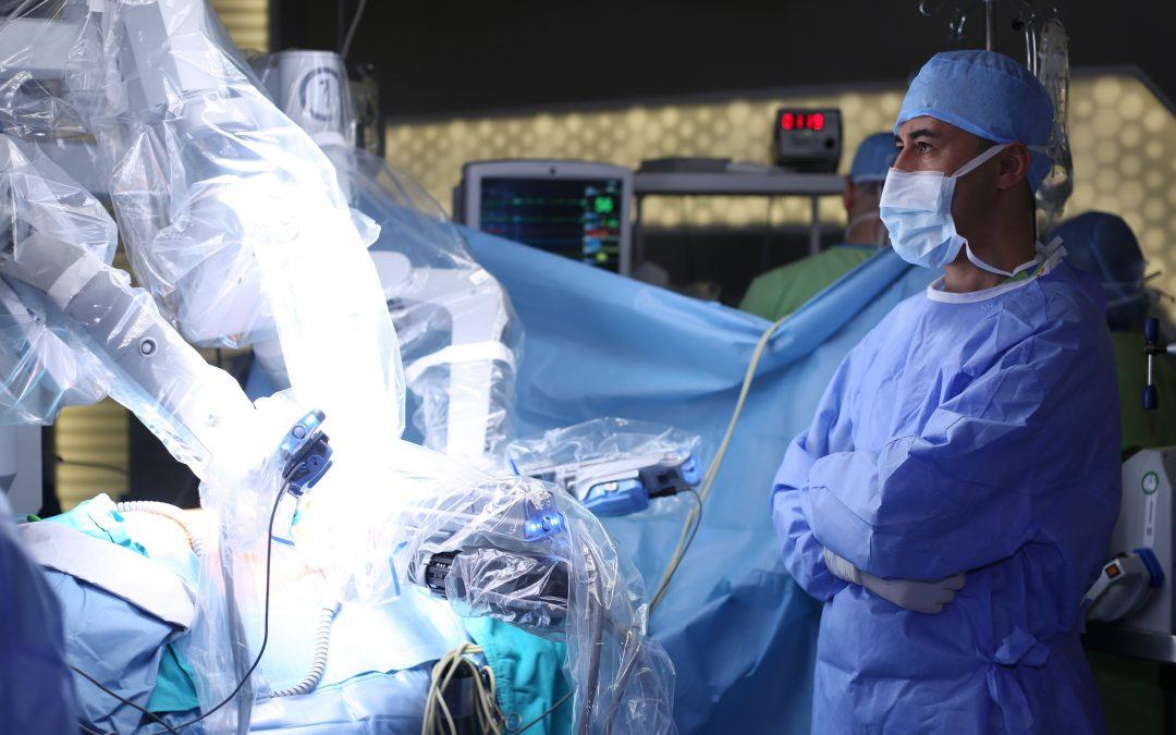 Der Roboter als Chirurg