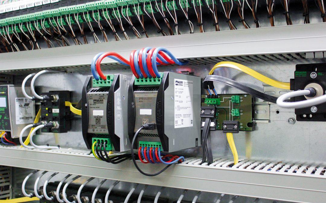 USV-Modul stellt laufenden Betrieb sicher