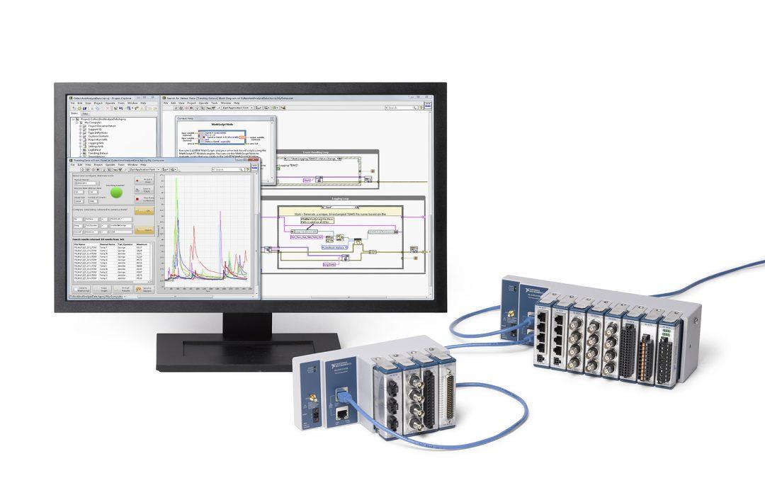 Messtechnik mit TSN-Unterstützung