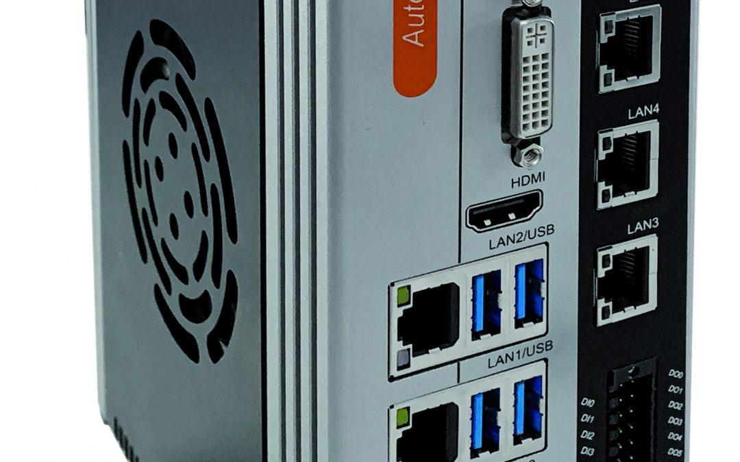 Embedded Box PCs mit PoE Unterstützung