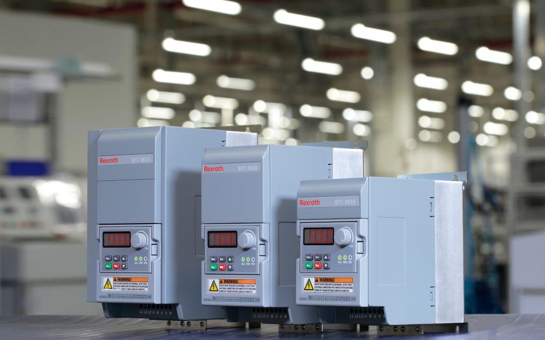 Neue Umrichter für hohe Energieeinsparungen