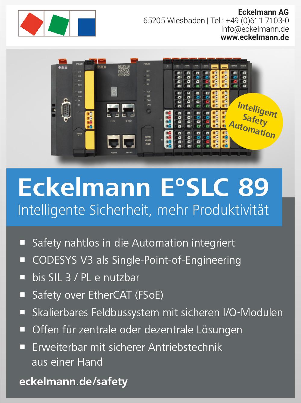 Produktübersicht – Eckelmann AG