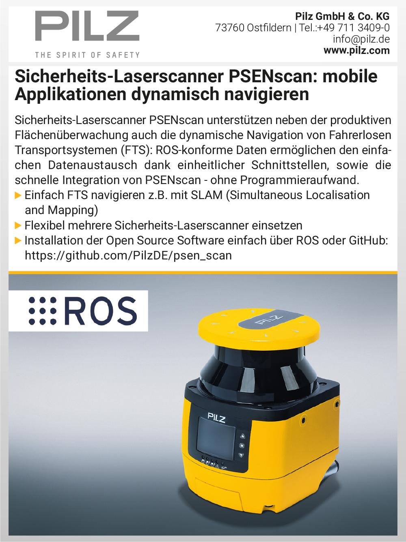 Produktübersicht – Pilz GmbH & Co. KG