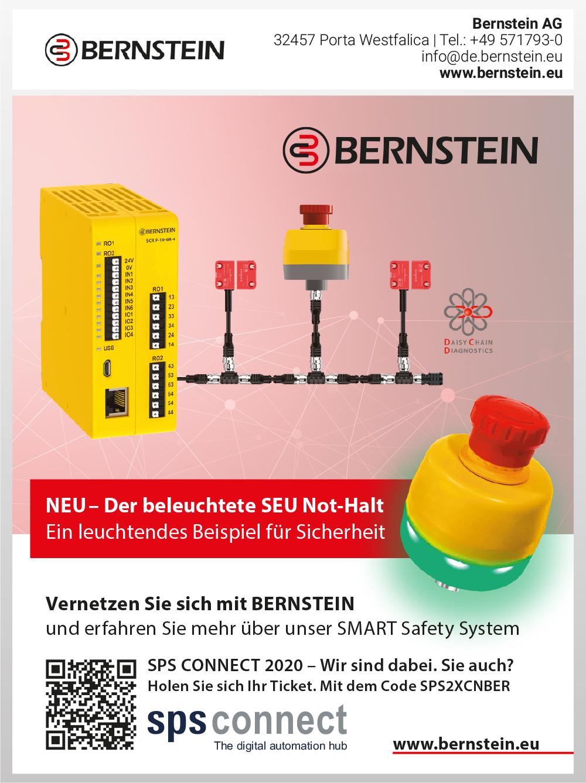 Produktübersicht – Bernstein AG