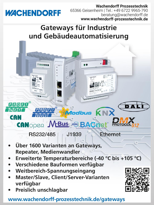 Produktübersicht – Wachendorff Prozesstechnik GmbH & Co. KG