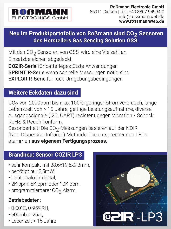 Produktübersicht – Roßmann Electronic GmbH