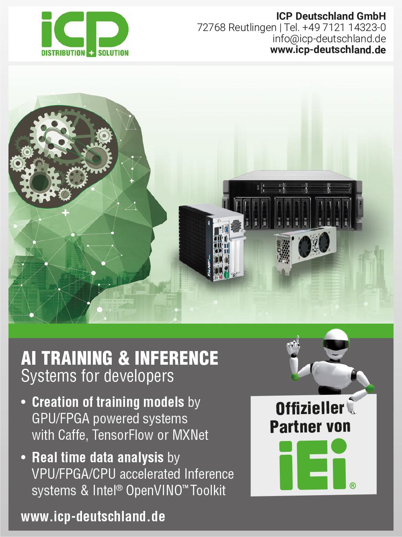 Produktübersicht – ICP Deutschland GmbH