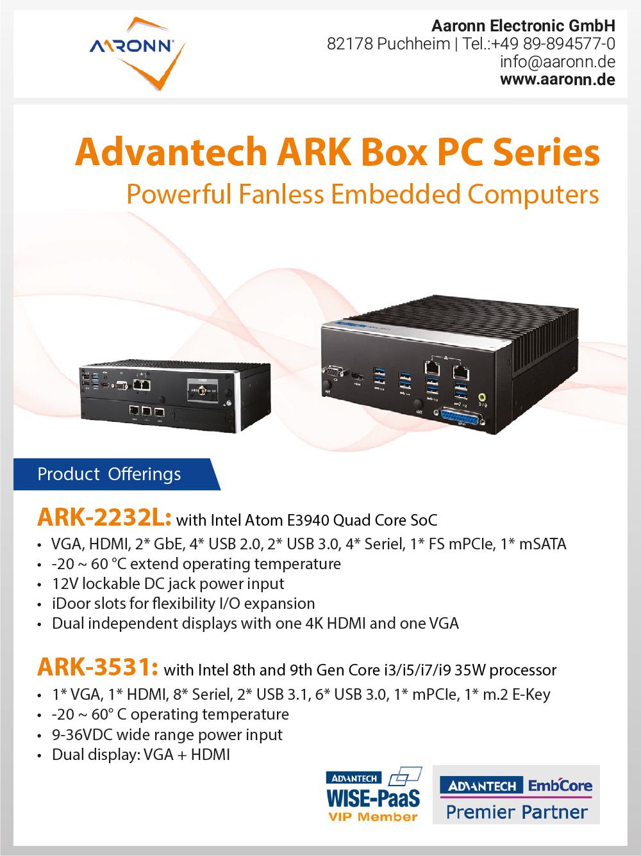 Produktübersicht – Aaronn Electronic GmbH