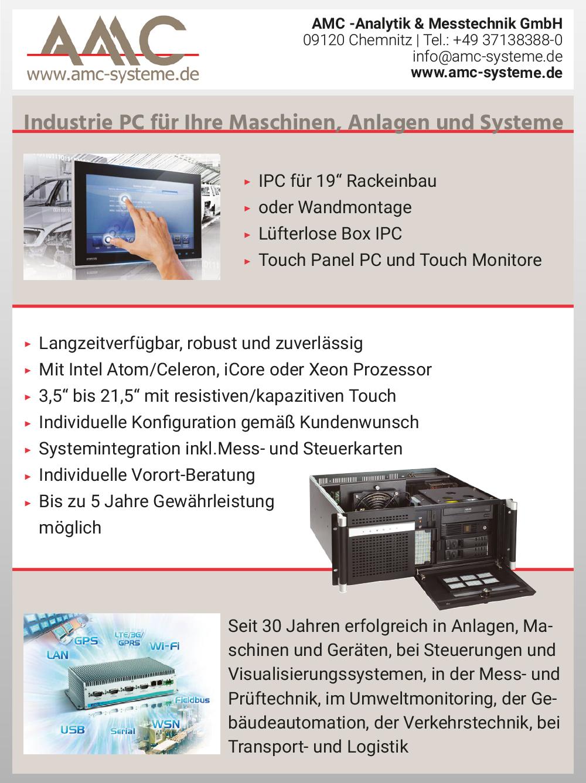 Produktübersicht – AMC Analytik & Messtechnik GmbH