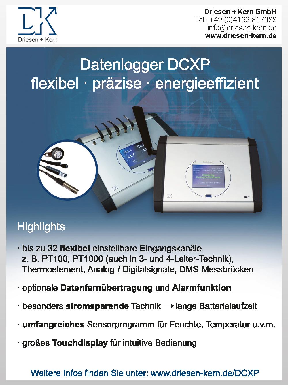 Produktübersicht – Driesen & Kern GmbH