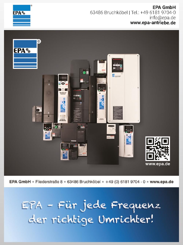Produktübersicht – EPA GmbH