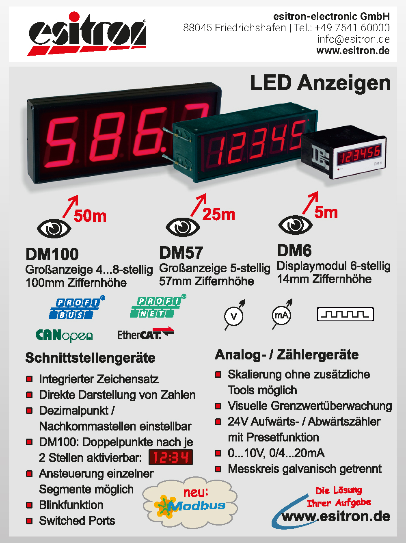 Produktübersicht – esitron-electronic GmbH