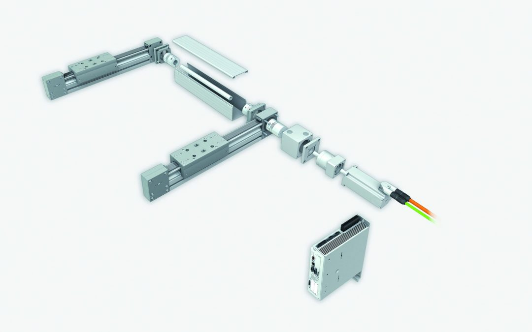 Komplettlösungen für die Lineartechnik