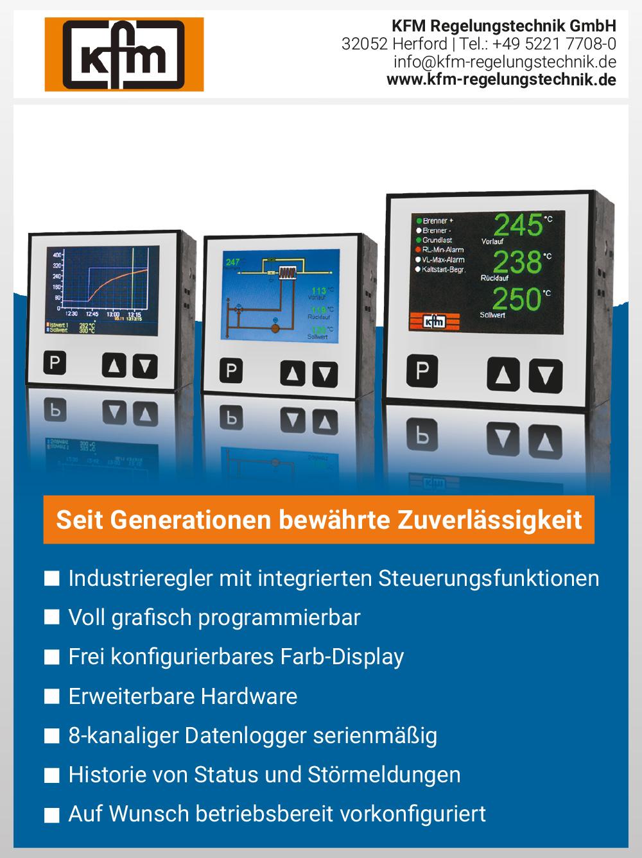 Produktübersicht – KFM Regelungstechnik GmbH