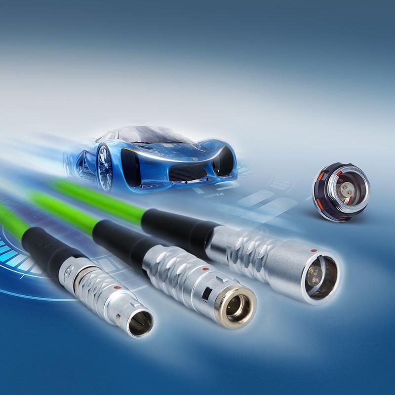 Steckverbinder für SPE-Verbindungen