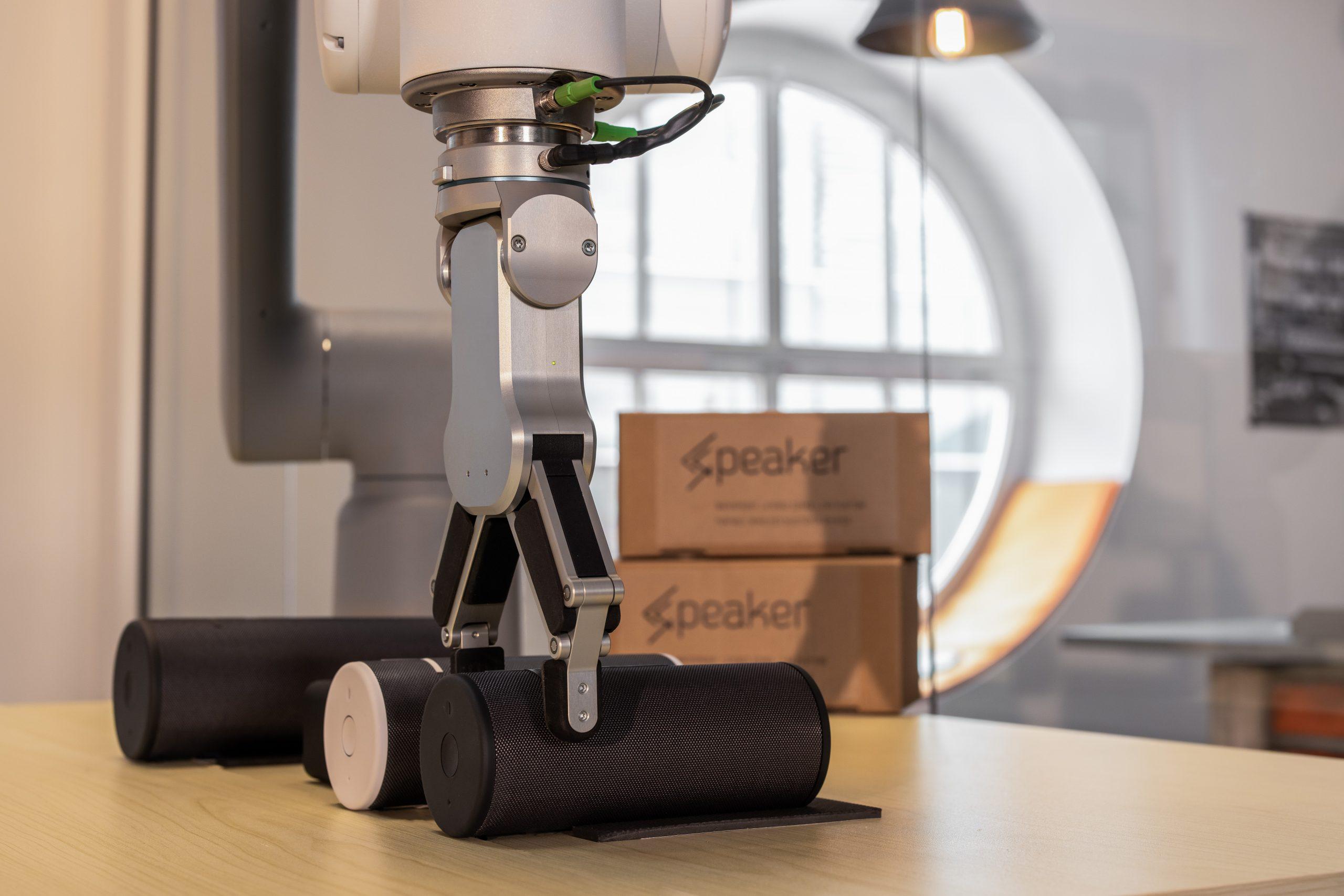 ABB präsentiert Cobot mit 5kg Traglast