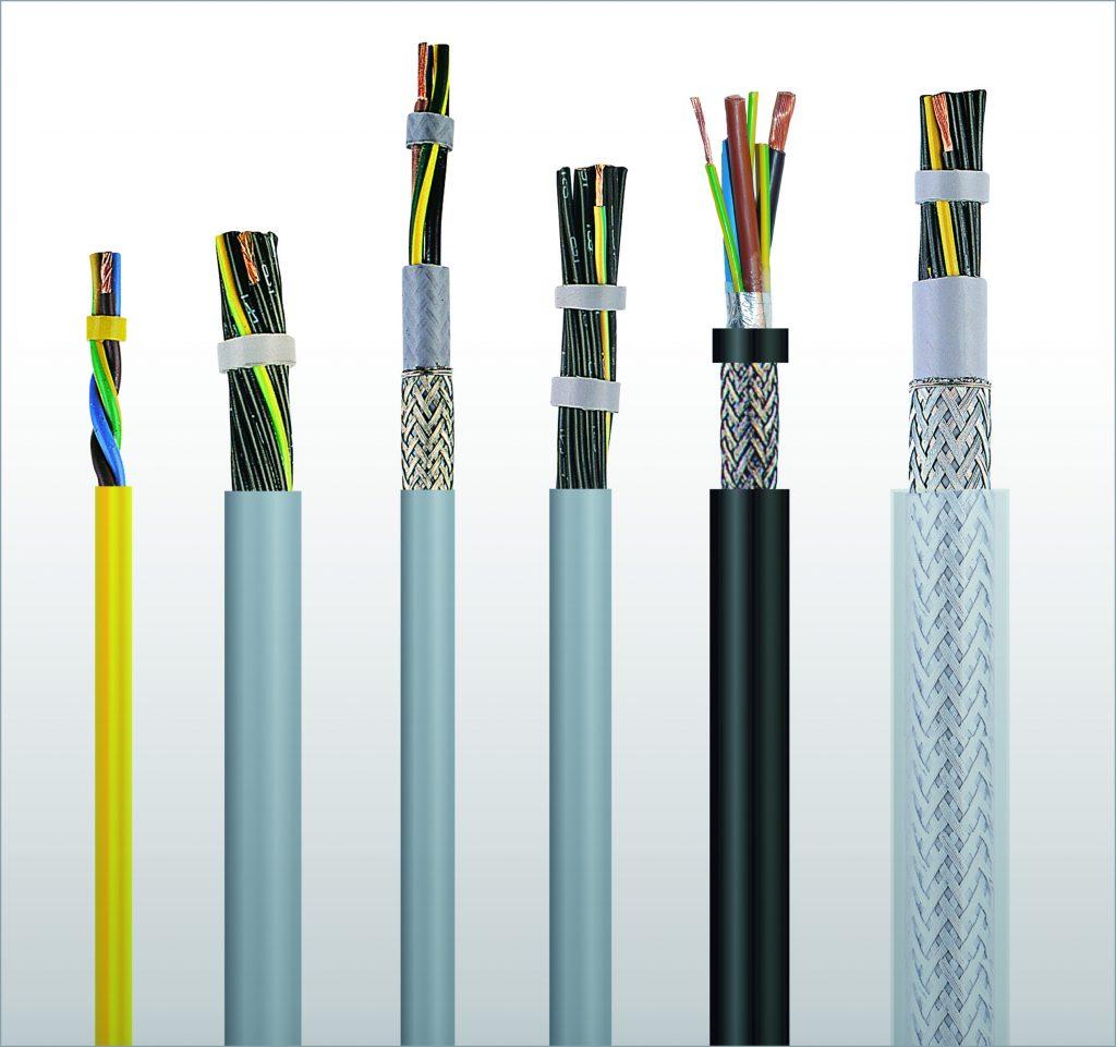 TKD bietet eine Vielfalt an Kabeln mit unterschiedlichen Mantelmaterialien in seinem Produktportfolio.