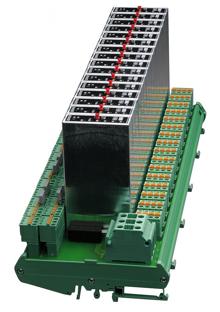 Elektronischer Schutzschalter ESS1 mit integrierter  Strombegrenzung