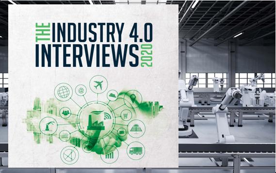 E-Book: The Industrie 4.0 Interviews 2020