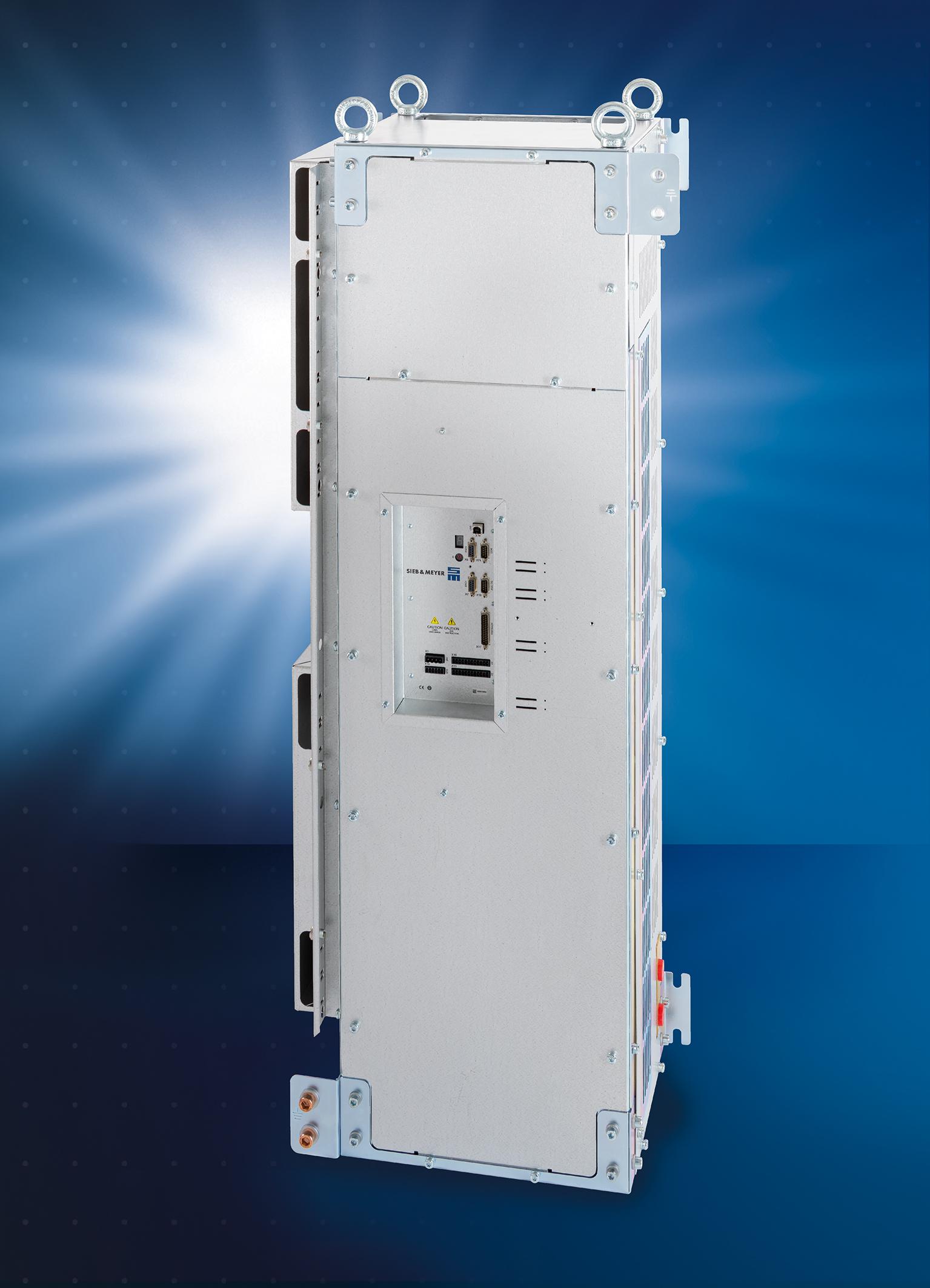 Umrichter für Turbo-Gebläse und Kompressoren